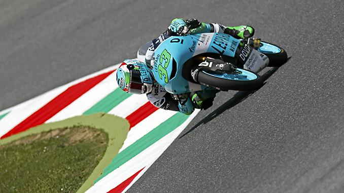 Enea Bastianini Team Leopard Moto3