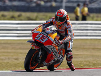Marquez in Pole ad Assen