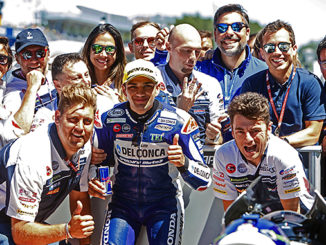 Moto3 Pole di Jorge Martin Assen GP