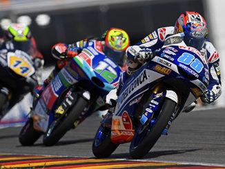 Jorge Martin Vince il GP di Germania