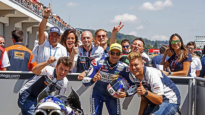 Nuova Pole Position Per Jorge Martin