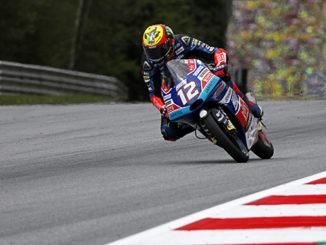 Moto3 Bezzecchi Vince il Gran Premio d'Austria