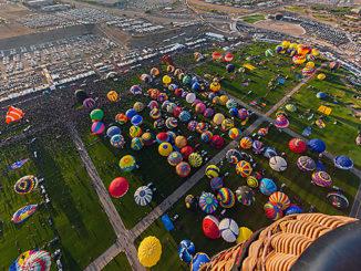 International Balloon Fiesta Albuquerque New Mexico USA