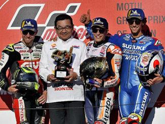 In Giappone Marc Marquez è stato incoronato Campione del Mondo 2018