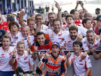 Marc Marquez vince il Thai Grand Prix 2018