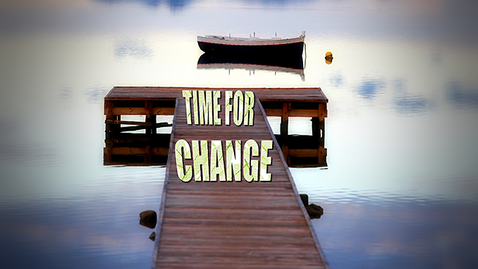 Il Tempo del Cambiamento