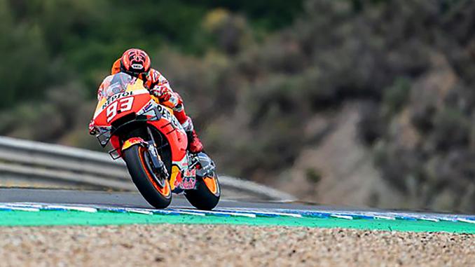 Marquez Vince il GP di Spagna
