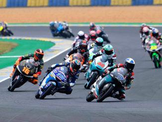 Moto3 Gp di Francia Circuito di Le Mans Vince John MCPHEE