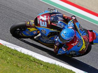 Alex Marquez Vince al Mugello Moto2 2019