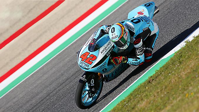 Marcos Ramirez Vince il Gp di Catalogna classe Moto3