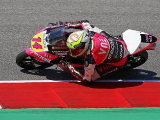 Bottino Pieno per Tony Arbolino al Mugello Moto3 2019