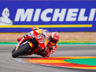 Marquez vince il Gran Premio di Aragona