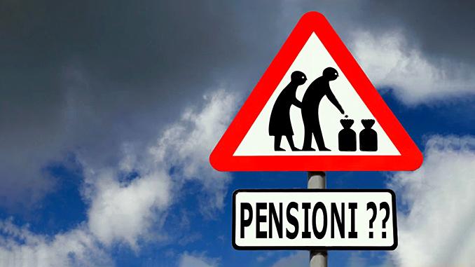 Pensioni : Giovani Derubati dal Tempo